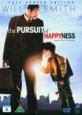 the pursuit of happiness / jagten på lykke - DVD