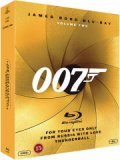 james bond - for your eyes only // from russia with love // thunderball - Blu-Ray