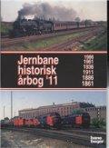 jernbanehistorisk årbog '11 - bog