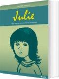 julie - om at vokse op med en mor eller far, som ikke slår til - bog