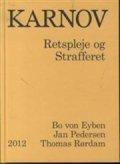 karnov retspleje & strafferet 2012 - bog