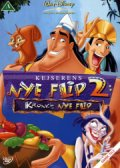 kejserens nye flip 2 - kronks nye flip - disney - DVD