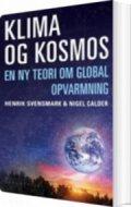 klima og kosmos - bog