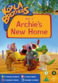 koala brødrene 1 - mød frank og buster - DVD