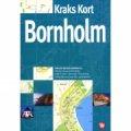 kraks kort bornholm - bog
