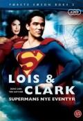 lois and clark - sæson 1 - vol. 2 - DVD