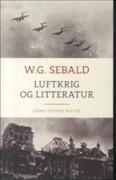 luftkrig og litteratur - bog