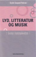 lyd, litteratur og musik - bog