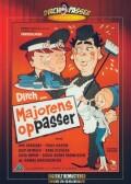 majorens oppasser - DVD