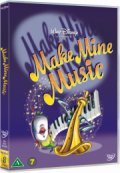 make mine music - disney - DVD