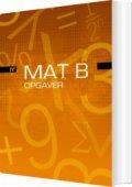 mat b - hf - opgaver - bog