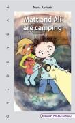 matt and ali are camping - bog