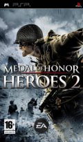 medal of honor: heroes 2 (essential) - psp
