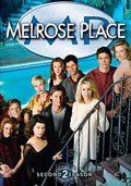 Melrose Place - Sæson 2 - DVD - Tv-serie