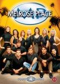 melrose place - sæson 4 - DVD
