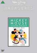 mickey mouse in living colors - vol. 2 - disney - DVD