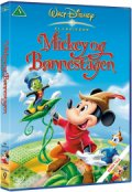 mickey og bønnestagen - disney - DVD