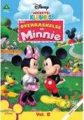 mickeys klubhus / mickey mouse clubhouse - en overraskelse til minnie - disney - DVD