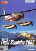 microsoft flight simulator 2002 - dk - PC