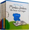 mimbo jimbos lille kasse med bøger - bog