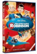 min skøre familie robinson / meet the robinsons - disney - DVD