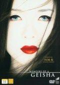 mit liv som geisha / memoirs of a geisha - DVD