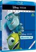 monsters inc. - disney - Blu-Ray
