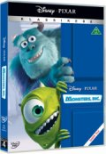 monsters inc - disney pixar - DVD