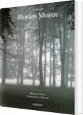mordets ministre - bog