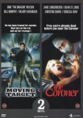moving target / the coroner - DVD