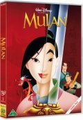 mulan - special edition - disney - DVD