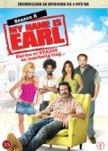 my name is earl - sæson 2 - DVD