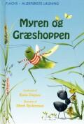 myren og græshoppen - bog