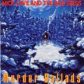 nick cave and the bad seeds - murder ballads - cd