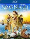 nims island / nims hemmelige ø - Blu-Ray