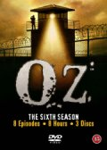 oz - sæson 6 - hbo - DVD
