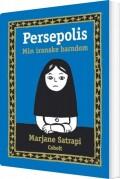 persepolis 1: min iranske barndom - Tegneserie