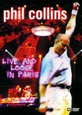 phil collins live and loose in paris - DVD
