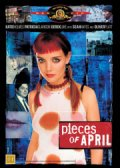 pieces of april - DVD