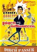 pigen og millionæren - DVD