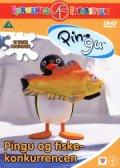 pingu 14 - pingu og fiskekonkurencen - DVD