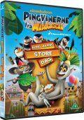 pingvinerne fra madagascar : kong juliens store dag - DVD