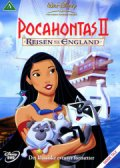 pocahontas 2 - rejsen til england - disney - DVD