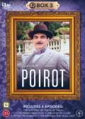 poirot - boks 3 - DVD