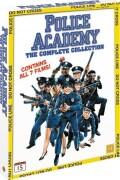 politiskolen box - alle film - DVD