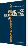 praktisk behandling af straffesager - bog