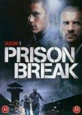 prison break - sæson 1 episode 1-22- box - DVD