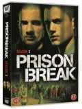 prison break - sæson 3 - DVD