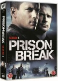 prison break - sæson 4 - DVD