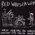 red warszawa - hævi mætal og hass - cd